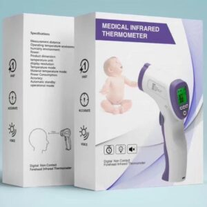 Non Contact Thermometer-6470-750