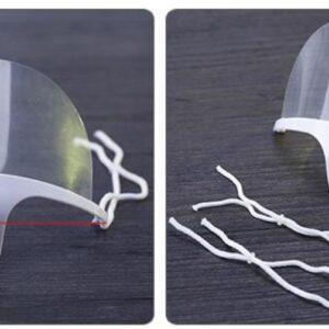 6505-06-08 Spit Guard Mask