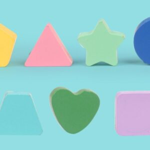 Numbers and shape Toys