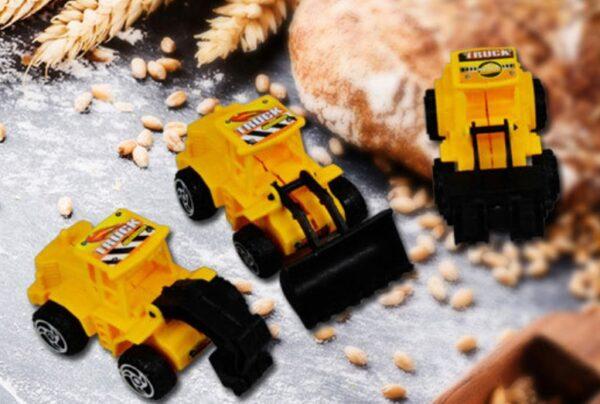 Plastic Cars/Trucks JCB Children/Kids