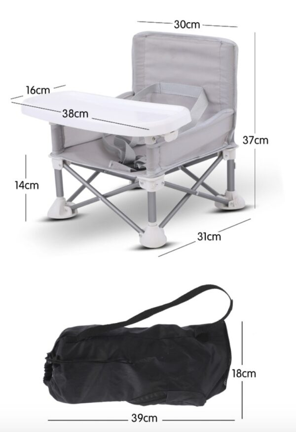 Baby Foldable Chair