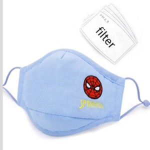 Kids Reusable Washable Mask