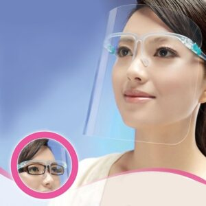 Recommended Face Shield