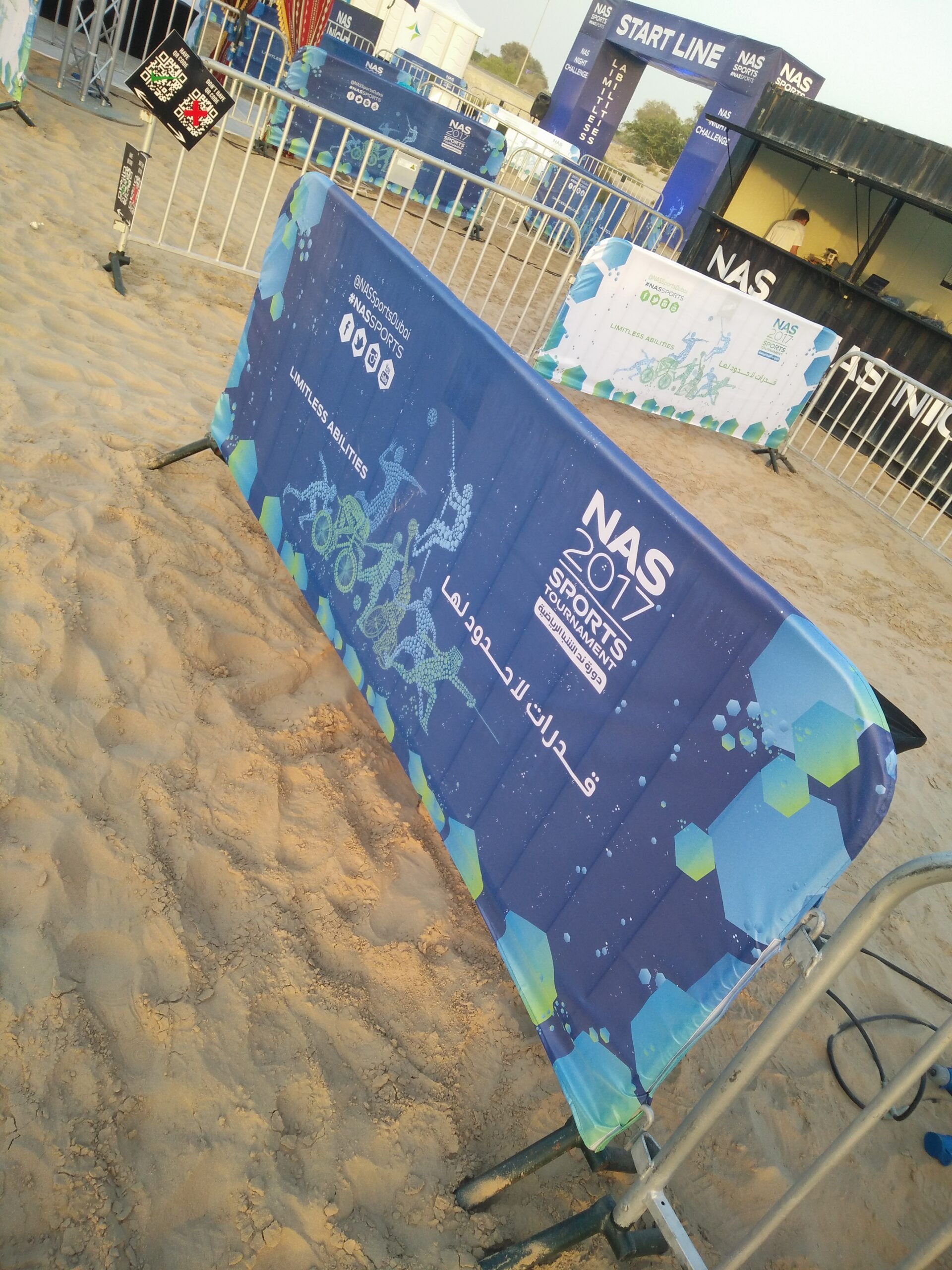 Barrier Barricade Banners Covers5