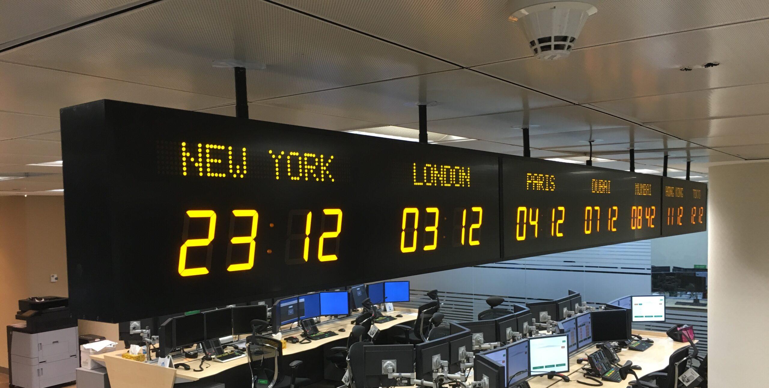 Digital Clocks21