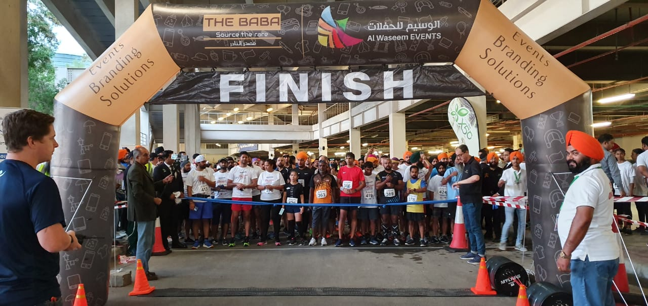 Start and Finish ARCH15